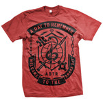 Snake Pit (RED) T-Shirt