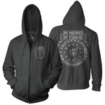The Future Again Zip Up Hoodie