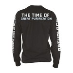 The Time Of Great Purification Longsleeve