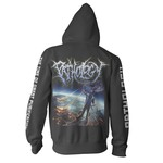 The Time Of Great Purification Zip Up Hoodie