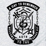 A Day To Remember - Snake Pit (Ash Grey)