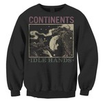 Idle Hands Crew Neck Sweatshirt