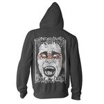 Bring Me Death Zip Up Hoodie