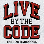 Terror - Live By The Code (Ash Grey)