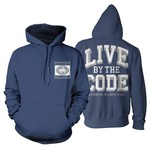 Live By The Code (Blue) Hoodie