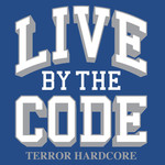 Terror - Live By The Code (Blue)