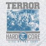 Hardcore (Ash Grey) Crew Neck Sweatshirt