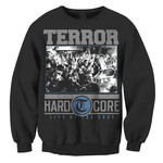 Hardcore (Black) Crew Neck Sweatshirt