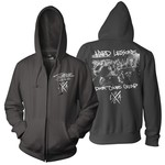 Hard Lessons Zip Up Hoodie