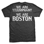 We Are Triumphant - Boston
