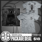 Loathing Shirt + CD Package Package