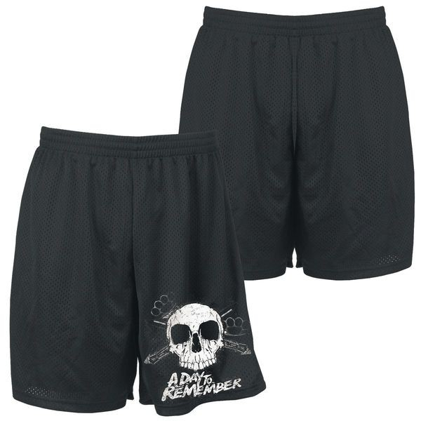 A Day To Remember - Beatdown Gym Shorts