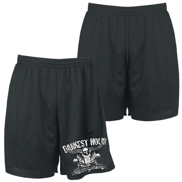 Darkest Hour - Hidden Hands Gym Shorts
