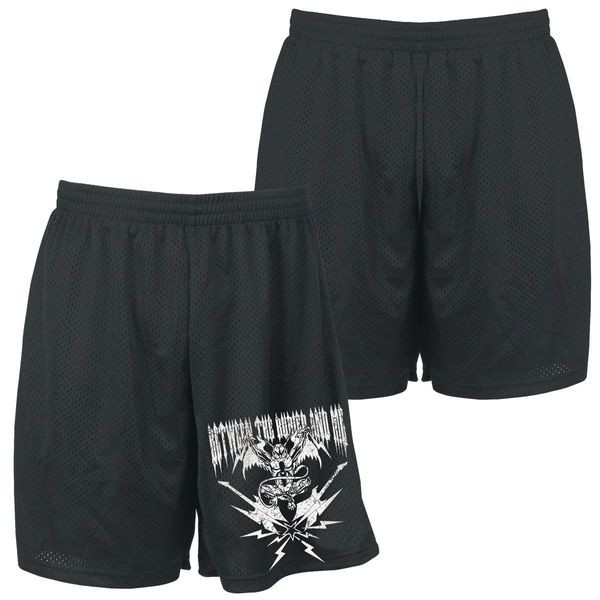 Between The Buried And Me - Shredder Gym Shorts