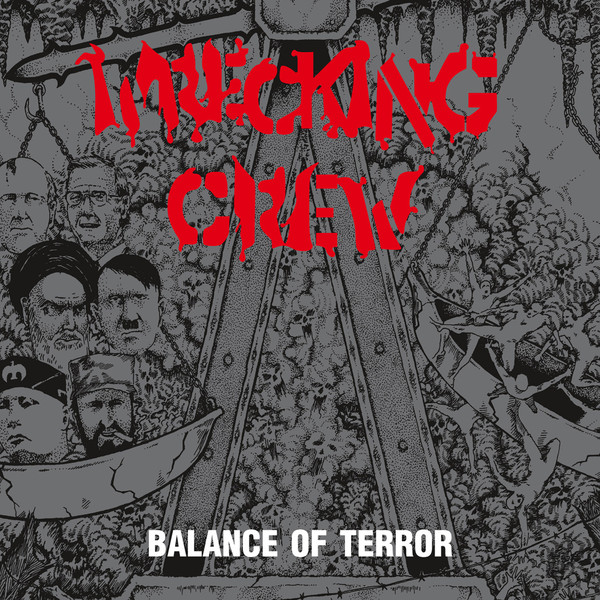 Wrecking Crew - Balance Of Terror