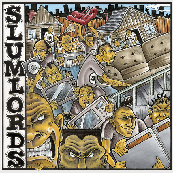 Slumlords - Self-Titled