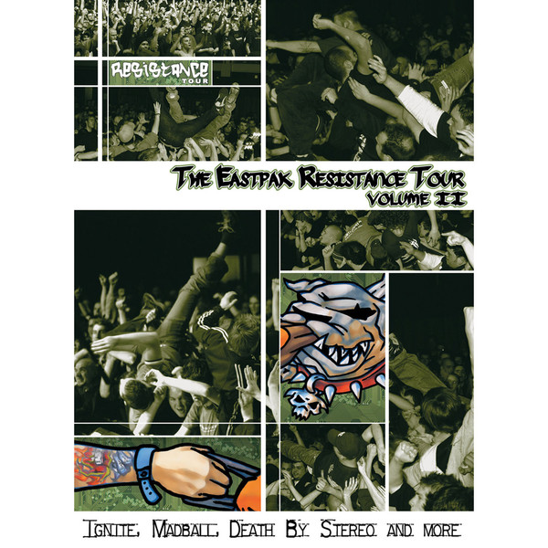 Various Artists - Eastpak Resistance Tour DVD Vol2.