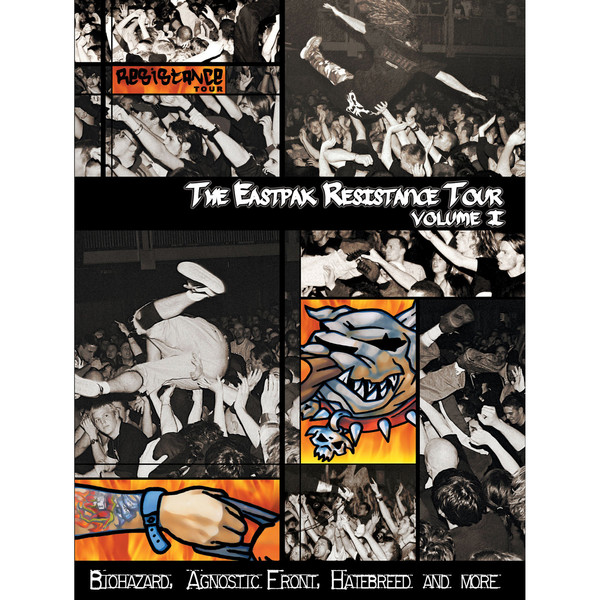 Various Artists - The Eastpack Resistance Tour Vol.1