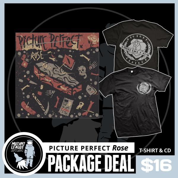 Picture Perfect - Shirt & CD Rose