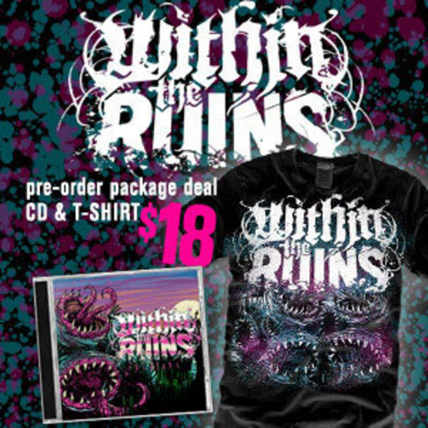 Within The Ruins - Creature