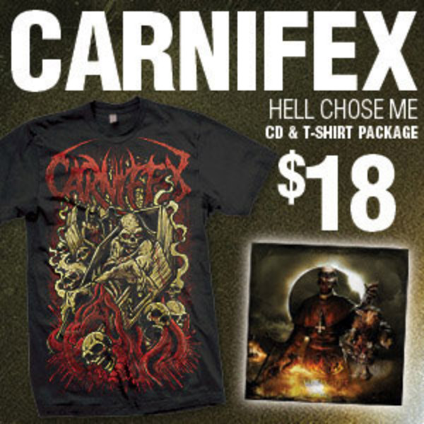 Carnifex - Hell Chose Me -