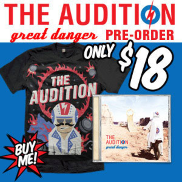 The Audition - Great Danger