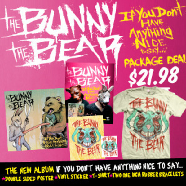 The Bunny The Bear - IYDHANTS Deluxe