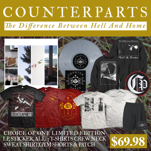 Counterparts - Ultimate Vinyl