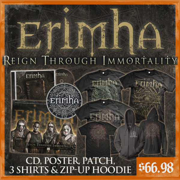 Erimha - Reign Through Immortality Ultimate
