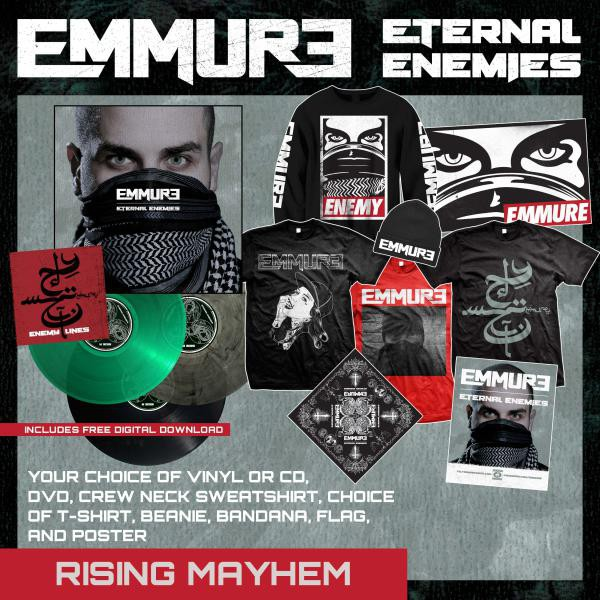 Emmure - Rising Mayhem