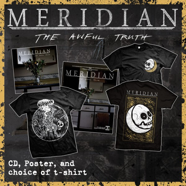 Meridian - CD, Poster & Shirt Package