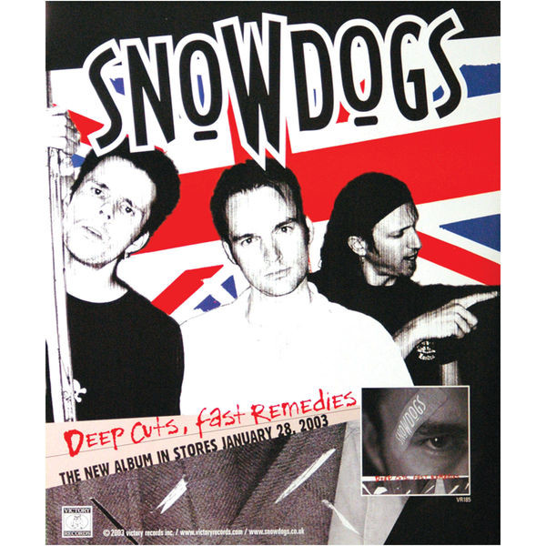 Snowdogs - Deep Cuts
