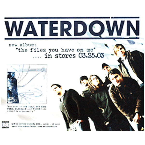Waterdown - Files You Have
