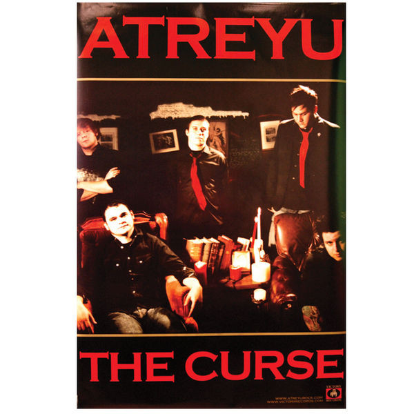 Atreyu - The Curse (Band photo)