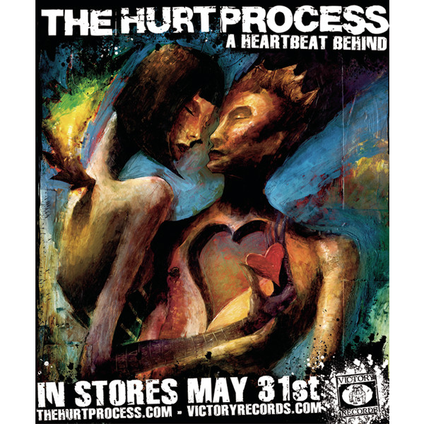 The Hurt Process - Heartbeat Behind