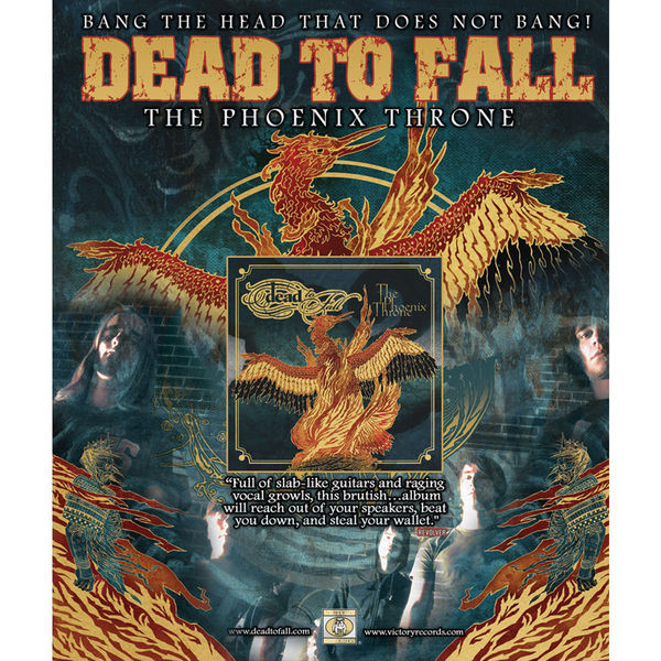Dead To Fall - Phoenix Throne