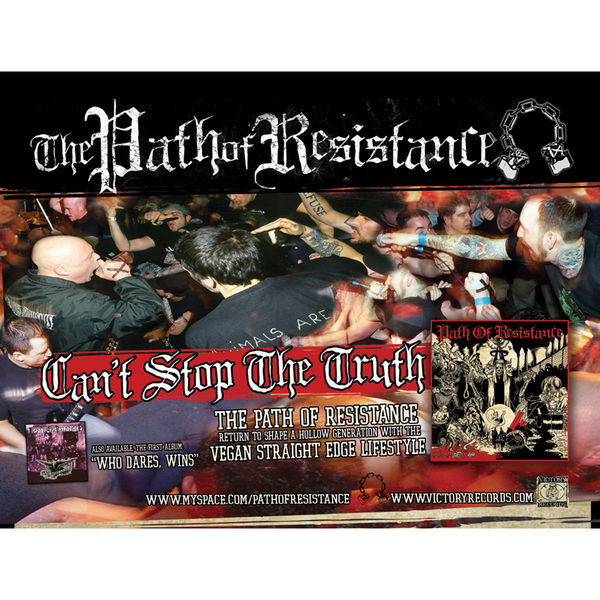 Path Of Resistance - Cant Stop the Truth