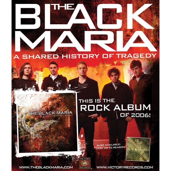The Black Maria - Shared History of Tragedy