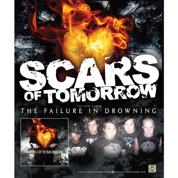 Scars Of Tomorrow - Failure in Drowning