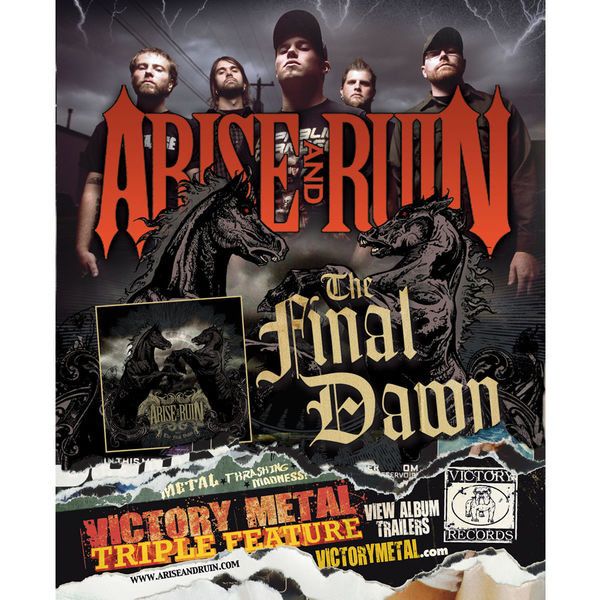 Arise and Ruin - The Final Dawn