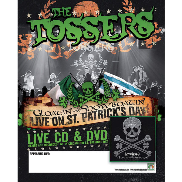 The Tossers - Live