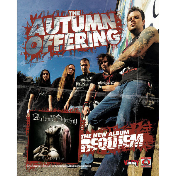 The Autumn Offering - Requiem Poster