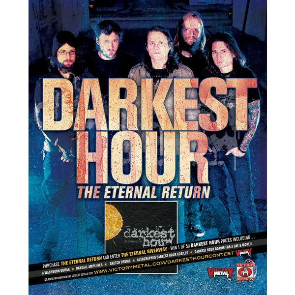 Darkest Hour - The Eternal Return Poster