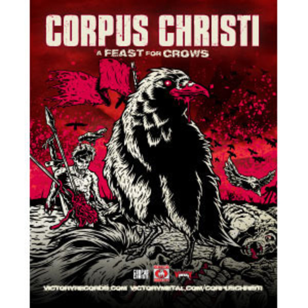 Corpus Christi - A Feast For Crows Poster