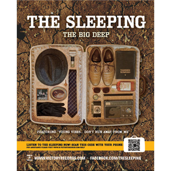 The Sleeping - The Big Deep Poster