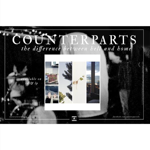 Counterparts - Between Hell And Home