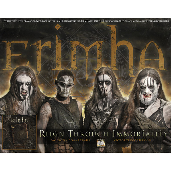 Erimha - Reign Through Immortality