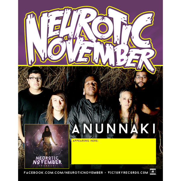 Neurotic November - Anunnaki