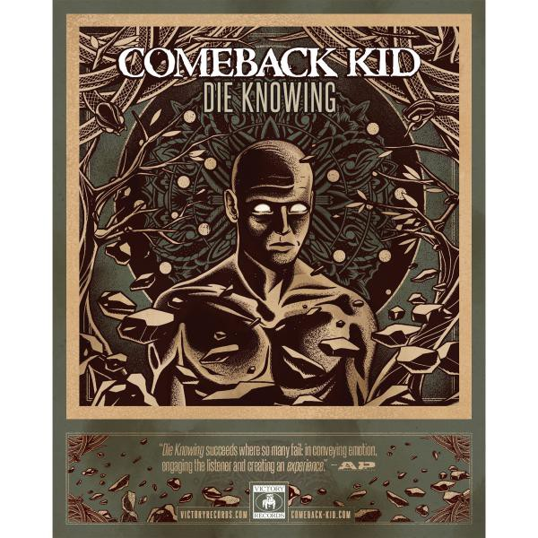 Comeback Kid - Die Knowing