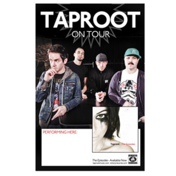 Taproot - The Episodes Tour
